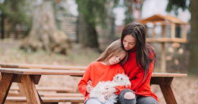 Amor pelos pets é igual ao amor por crianças
