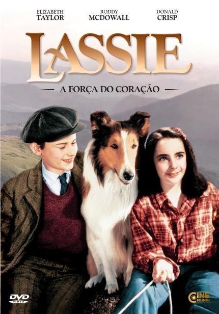 Filme para cachorro - lassie