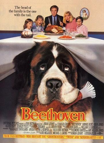 Filme para cachorro - beethoven o magnífico