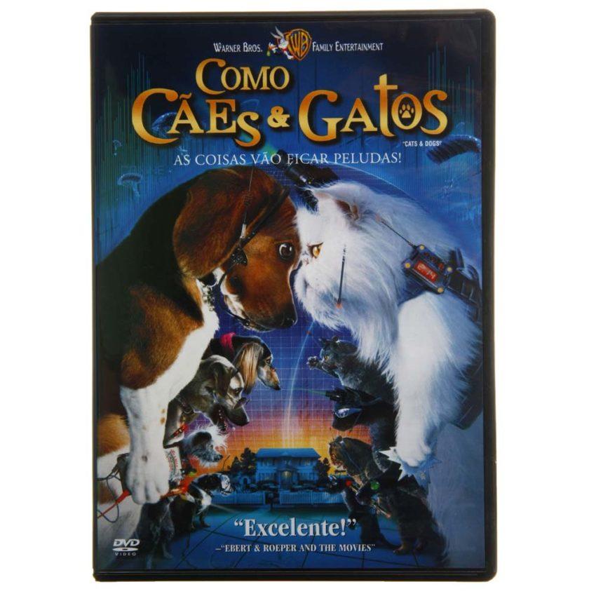 Filme para cachorro - Como cães e gatos